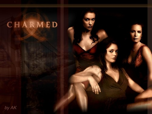 Charmed wallpaper with anime entitled Charmed Wallpapers