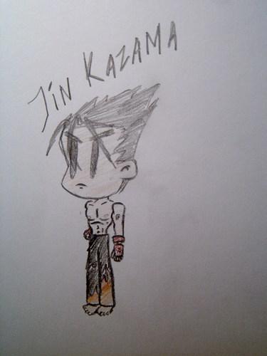 Chibi Jin Kazama