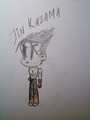 Chibi Jin Kazama - tekken fan art