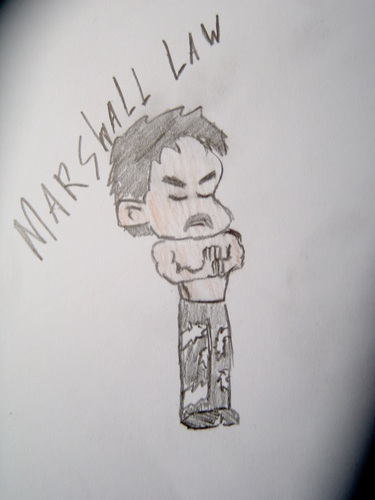 Chibi Marshall Law