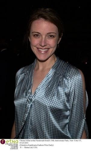 Christa 2001