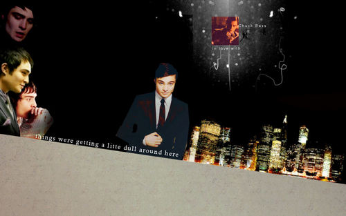 Chuck Bass WALLPAPER