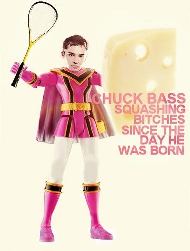 Chuck Ranger To The Rescue!