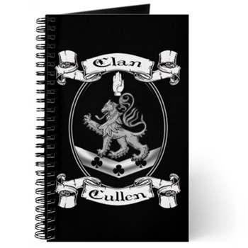 Clan Cullen Crest Journal