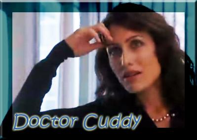 Dr Cuddy