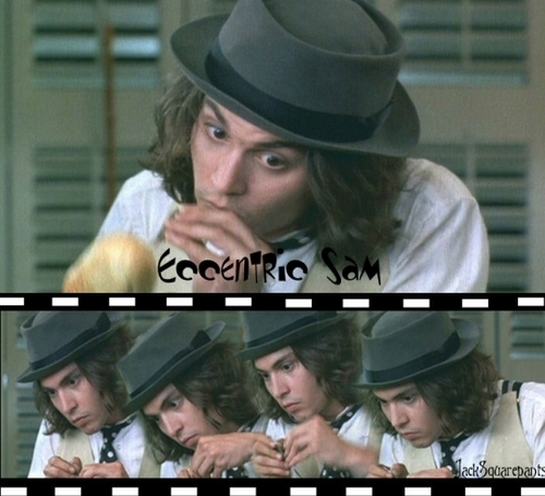 Benny and Joon wallpaper with a fedora called Eccentric Sam