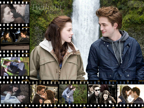 Edward & Bella (HQ) প্রণয় =D