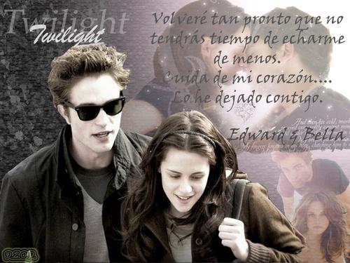 Edward & Bella (HQ) প্রণয় =D