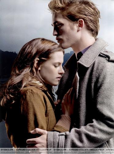 New Edward&Bella PROMO Pic!