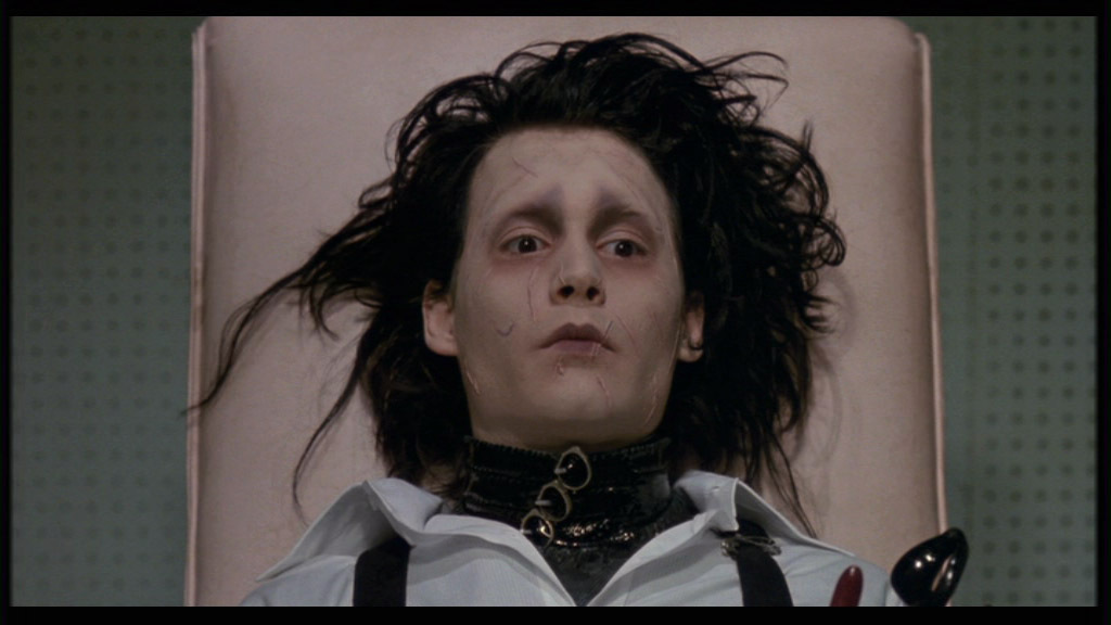 the five parts of the narrative structure in edward scissorhands a film by tim burton One can see how a character like edward scissorhands made his way into burton a story with genuine feeling edward is the story, this film.