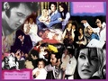 Elvis and Lisa Marie - elvis-presley wallpaper