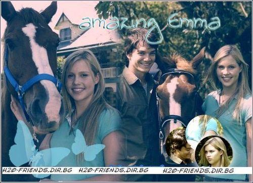 Emma and her boyfriend Ash>3