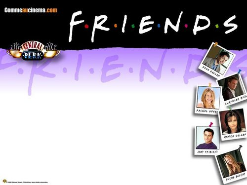 Friends wallpaper entitled Friends Wallpapers