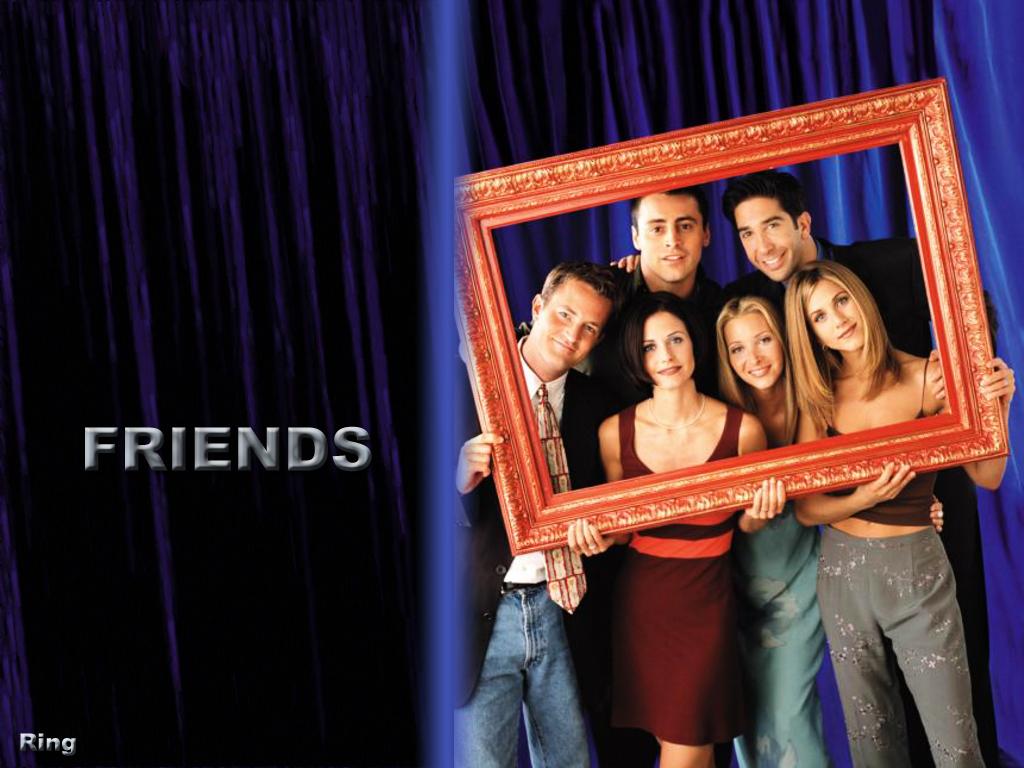 Friends Wallpapers - Friends Wallpaper (3465900) - Fanpop
