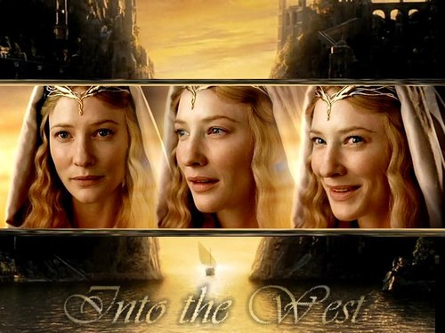Galadriel  - lord-of-the-rings Wallpaper