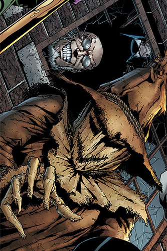 Gotham Underground covers