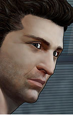 Grey's videogame stills
