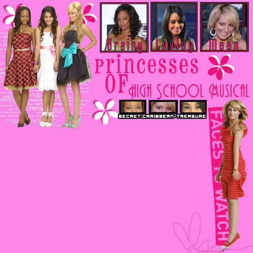 High School Musical 3 wallpaper probably with a portrait entitled HIGH SCHOOL MUSICAL 1+2+3 Wallpapers