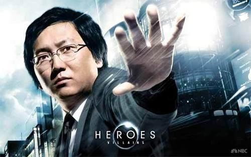Heroes kertas-kertas dinding