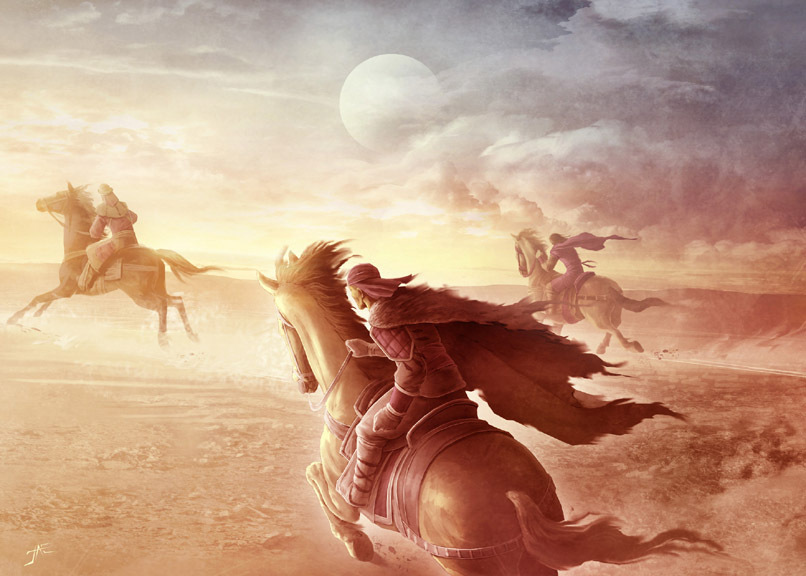 Horse lords