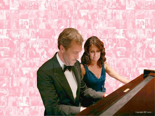Huddy piano icone Collage