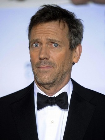Hugh Laurie @ the 35th Annual People's Choice Awards