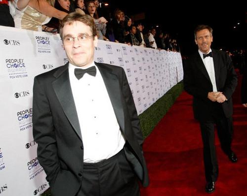 Hugh and Robert