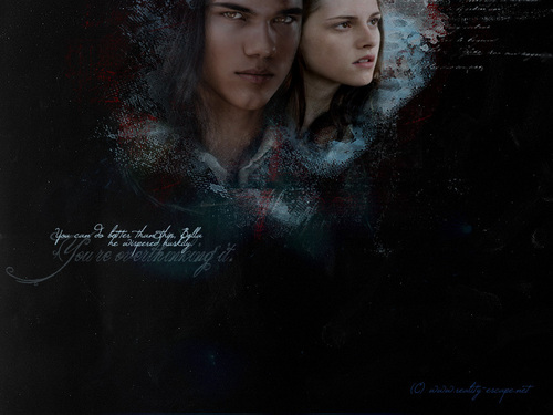 Jacob Black - Bella
