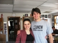 James -sophia - sophia-bush-and-james-lafferty photo