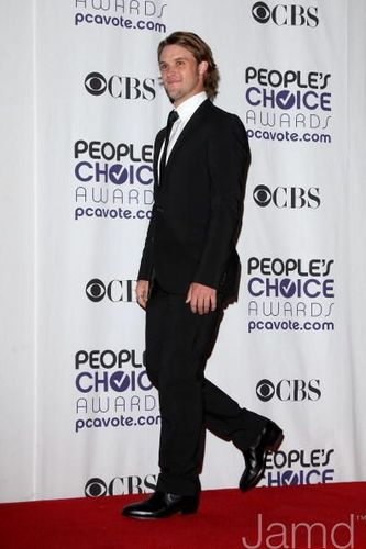 Jesse Spencer @ the 35th Annual People's Choice Awards