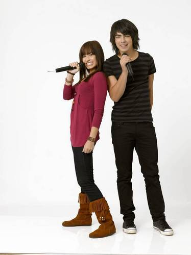 Joe and Demi