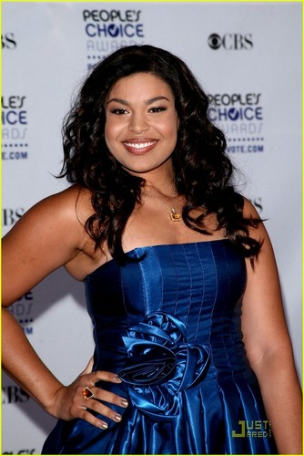 Jordin @ 2009 People's Choice Awards