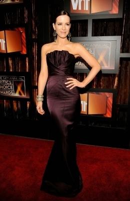 Kate @ 2009 Critics' Choice Awards
