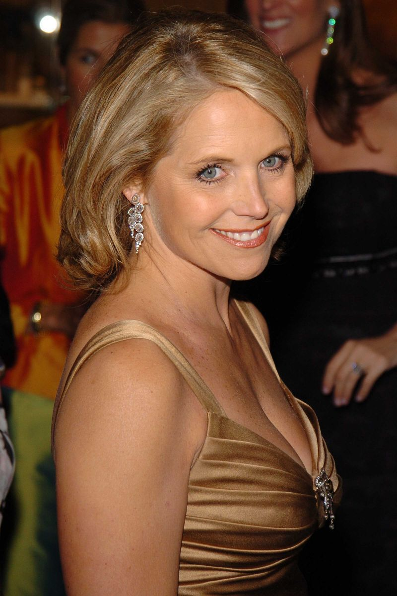 katie couric biceps
