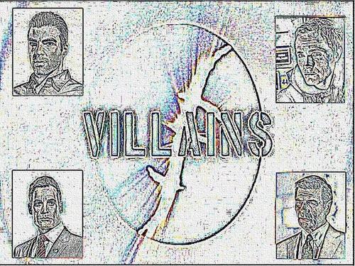 Lead Villains achtergrond