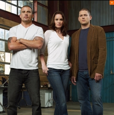 Prison Break Images Lincoln Sara And Michael Wallpaper And