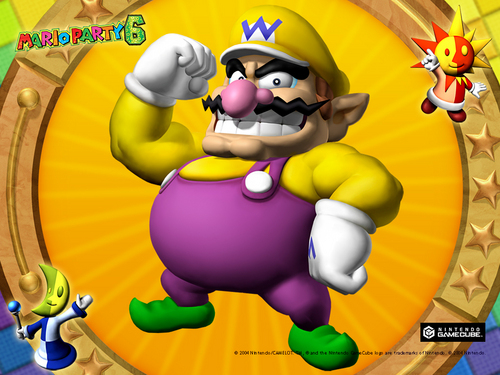 Mario Party 6 দেওয়ালপত্র