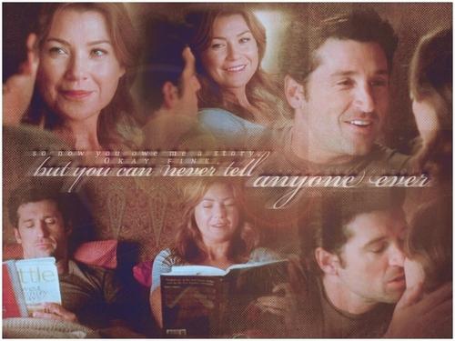 Meredith & Derek