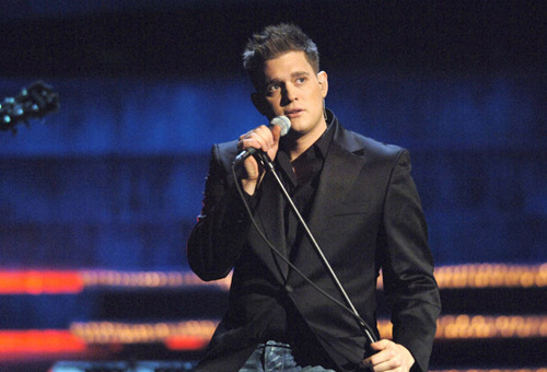 Michael Bublé wallpaper with a concert called Michael Buble
