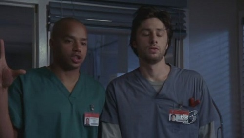 My last Words - jd-and-turk Screencap