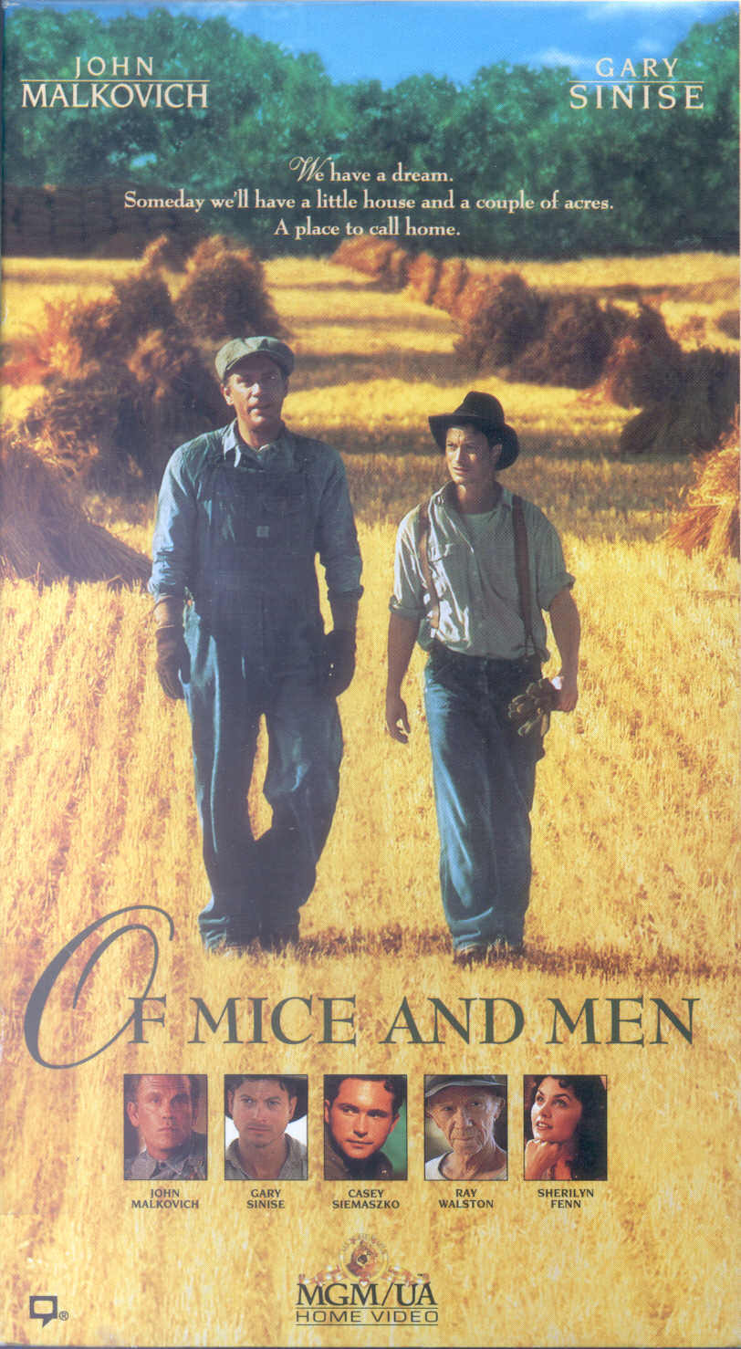 A critique of the 1992 movie of mice and men