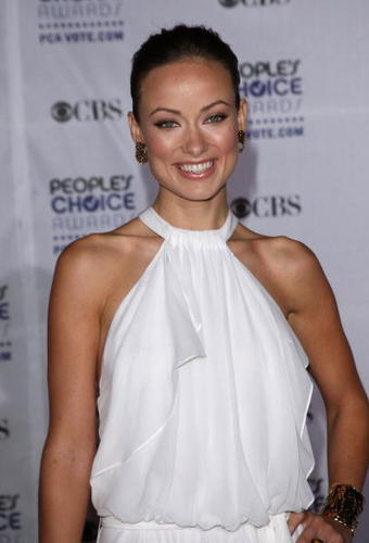 Olivia @ People's Choice Awards