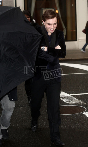 On The Set