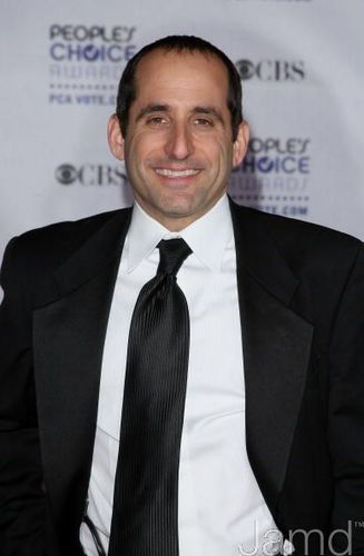 Peter Jacobson @ the 35th Annual People's Choice Awards