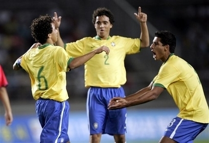 Rafael and Fabio