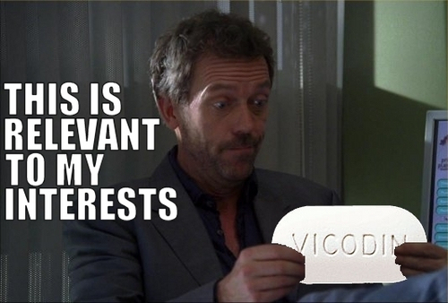 Relevant to House's Interests