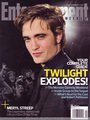 Rob on the cover of EW - twilight-series photo