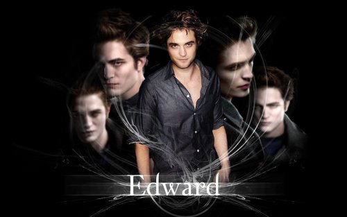 Robert Pattinson wallpaper titled Robert/Edward