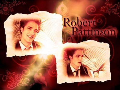 Robert پیپر وال
