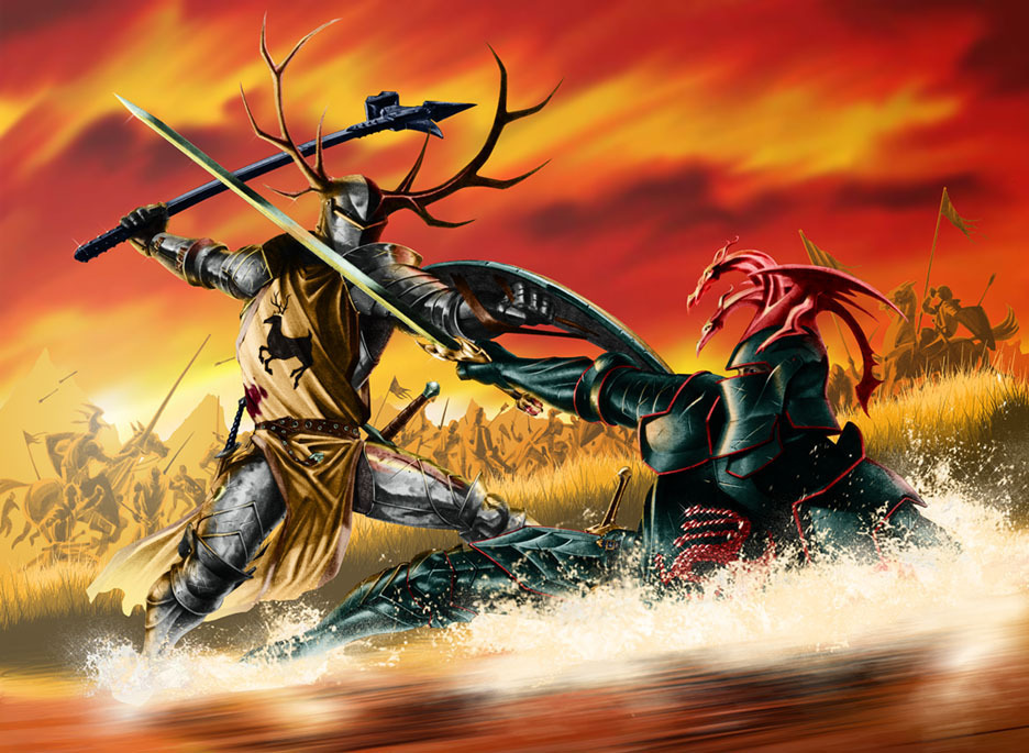 Robert vs Rhaegar